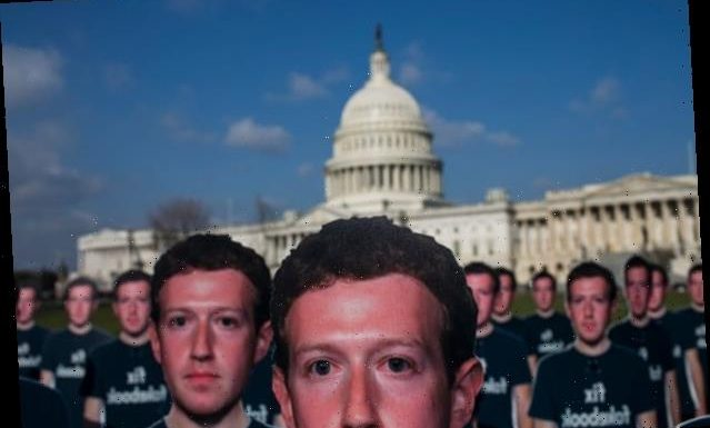 Call for Facebook Breakup Gains Bipartisan Support
