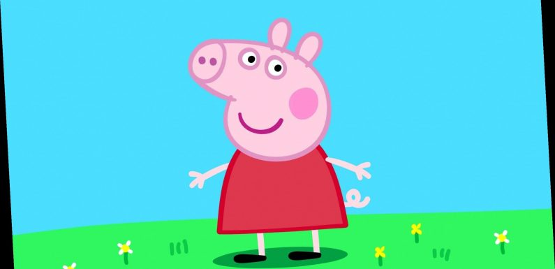 Peppa Pig's 'front face' has been revealed – and it is absolutely terrifying