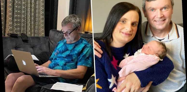 Mum-of-22 Sue Radford tells off husband Noel as he works '24 hours' a day to provide for their massive brood