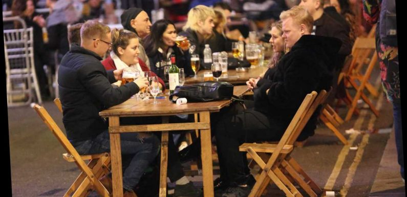 Brits in Tier 2 hotspots CAN meet for lunch if it's work-related, minister confirms