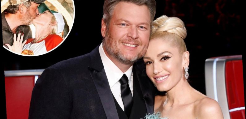 Blake Shelton is 'ready' to marry Gwen Stefani 'very soon' after proposing with a '$500k custom-designed ring'