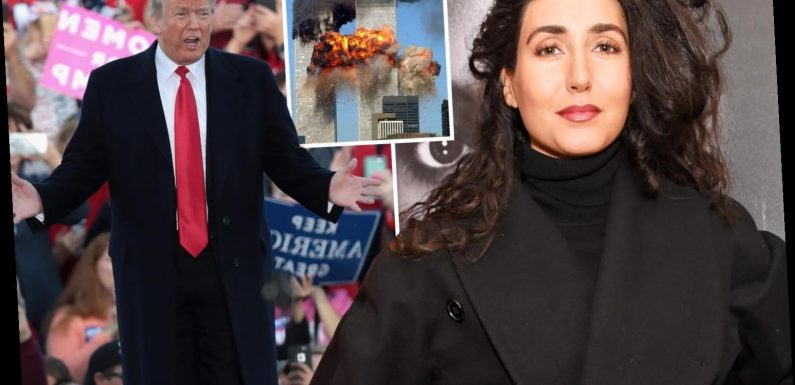 Osama bin Laden's niece says she 'has been attacked more for supporting TRUMP than for being related to 9/11 leader'