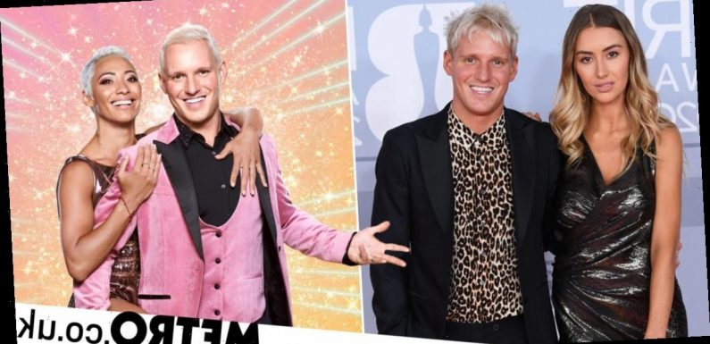 Strictly 2020: Jamie Laing 'will flip reverse' curse with girlfriend Habbs