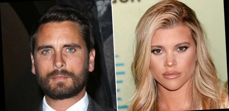 Sofia Richie Steps Out for Dinner With Mystery Man After Scott Disick Split