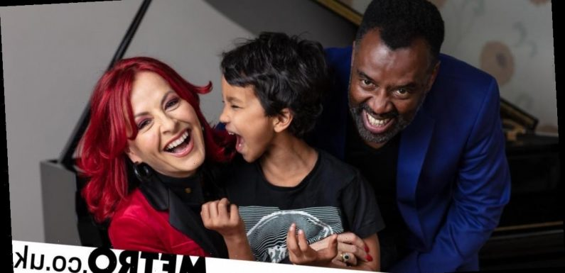 Carrie and David Grant on raising adopted son with special needs