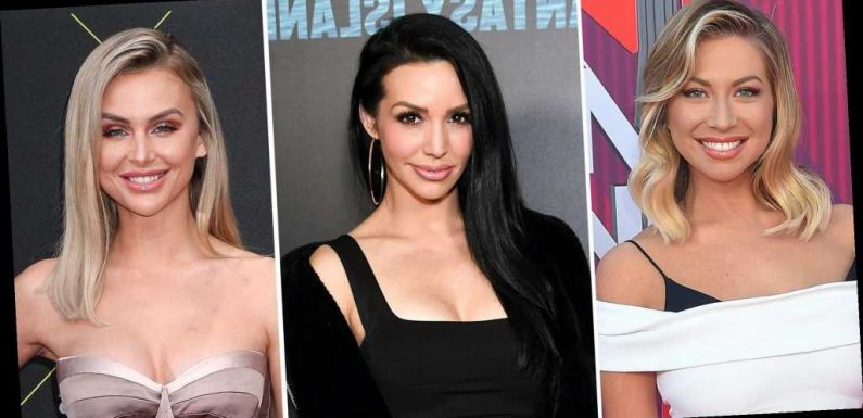 Stassi Schroeder and Scheana Shay Unfollow Each Other After Lala Drama