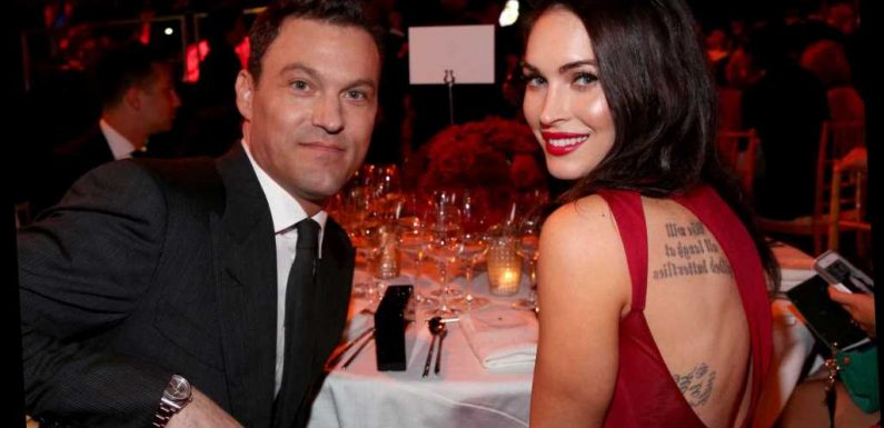 """Brian Austin Green Is Apparently """"Totally Fine"""" With Megan Fox Dating Machine Gun Kelly"""