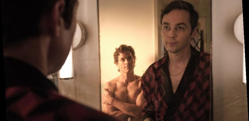 How Jim Parsons Got Good at Playing Bad