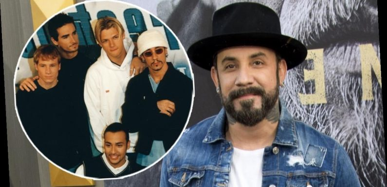 AJ McLean Reveals He First Used Cocaine During Backstreet Boys Music Video