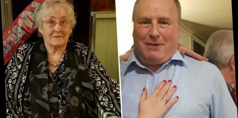 Son, 59, 'worried about lockdown' shot his mum, 80, dead before turning gun on himself in village attack