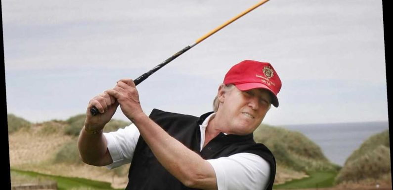 Donald Trump gets planning permission for second golf course on Scottish estate with 450-room hotel and spa