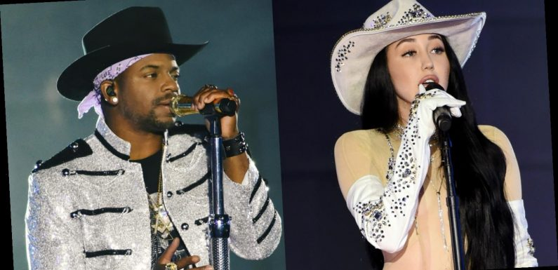 Noah Cyrus Wears Bedazzled Bodysuit for CMT Awards 2020 Performance with Jimmie Allen – Watch!