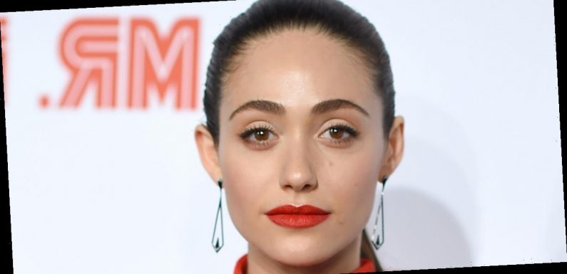 Emmy Rossum Claps Back And Puts Slut-Shaming Troll In Place