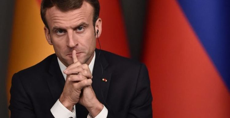 Oh dear Emmanuel! Macron HUMILIATED in shock poll – election wipeout looms in 2022…