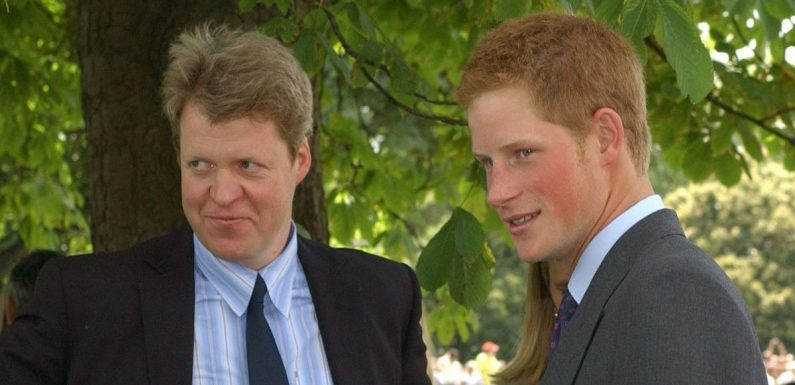 Prince William 'angered Harry by telling Earl Spencer about Meghan row'