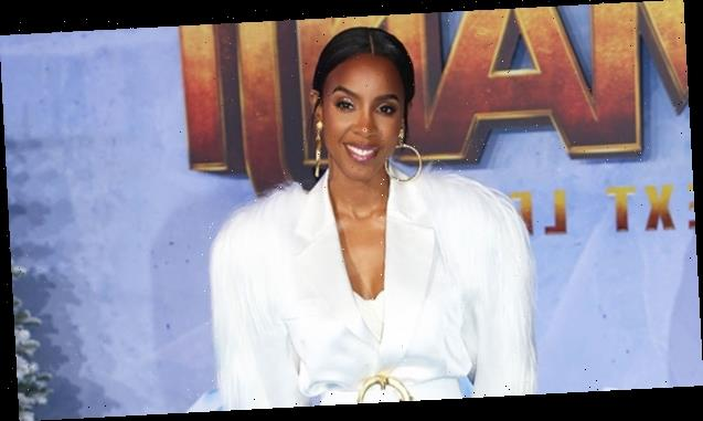 Kelly Rowland, 39, Pregnant: Singer Reveals She's Expecting Baby No. 2 With Tim Weatherspoon