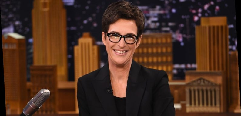 What you don't know about Rachel Maddow
