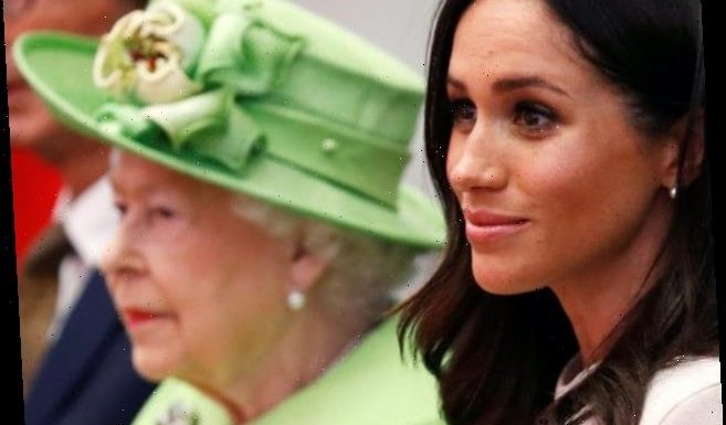 Queen Elizabeth: Harry and Meghan Are Too Crazy to Be Royals!