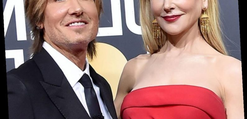 Nicole Kidman Reveals Why Her and Keith Urban's Kids Don't Have Instagram Accounts