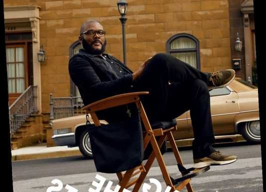 Tyler Perry: 'We need to have a landslide out voting for Joe Biden'