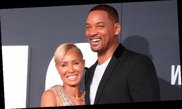Will & Jada Pinkett Smith Crack Up Over 'Entanglement' Memes & He Insists He 'Wasn't Crying'