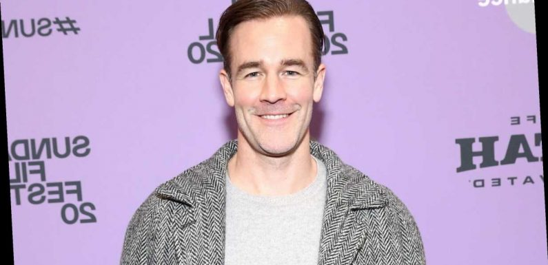 James Van Der Beek says he and his family have 'landed' in Texas following 'some drastic changes'