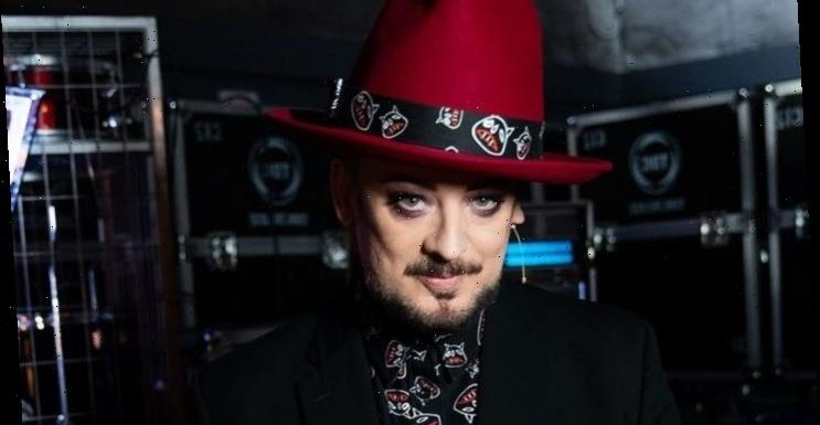 Boy George 'Kindly' Takes Pay Cut for 'The Voice Australia' New Season