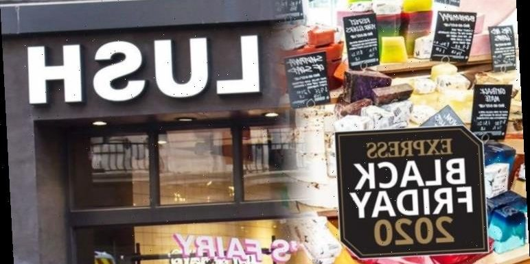 Lush Black Friday deals 2020: The latest offers and discounts for shoppers this year