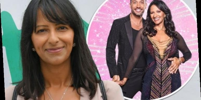 Ranvir Singh's 3am texts to Strictly partner Giovanni Pernice shared amid romance rumours