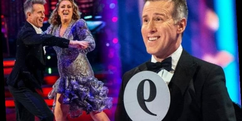 Anton du Beke 'will be difficult to remove' from judging panel says Strictly co-star