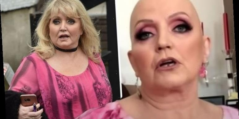 Linda Nolan had 'row' with shoppers for not wearing face masks amid 'scary' cancer battle