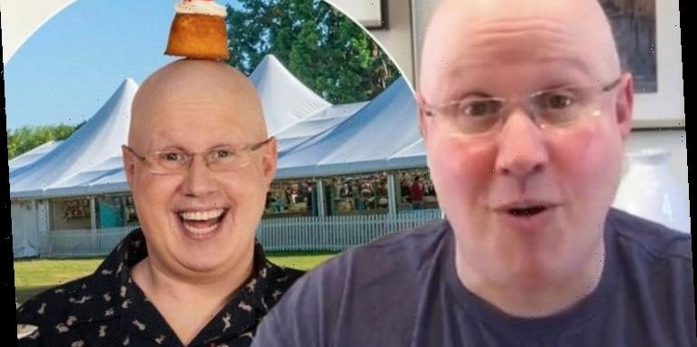 Matt Lucas: The final of Bake Off was so emotional I sat alone for two hours