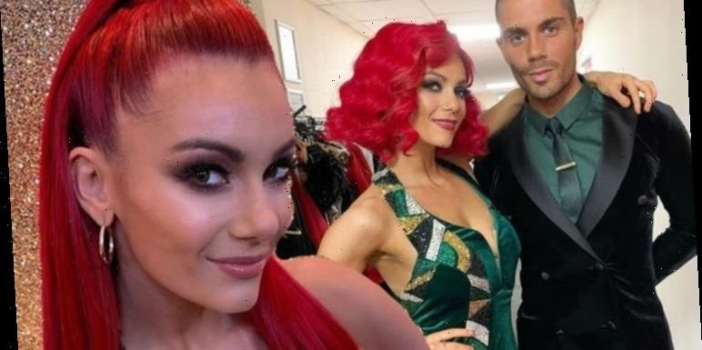 Dianne Buswell: Strictly Come Dancing pro is 'missing' Max George amid return to show