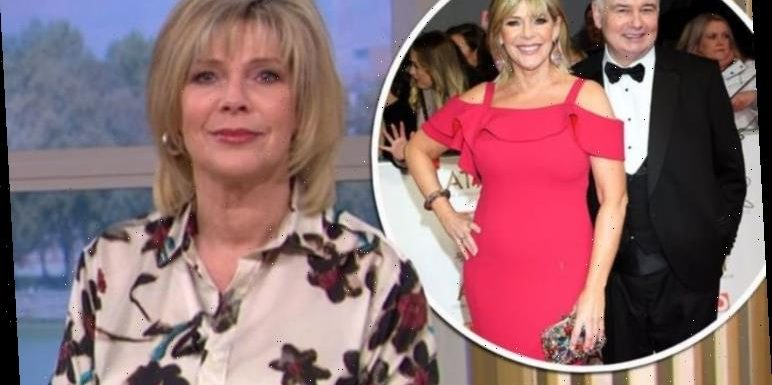 Ruth Langsford says if husband Eamonn Holmes didn't show respect it'd 'kill' her