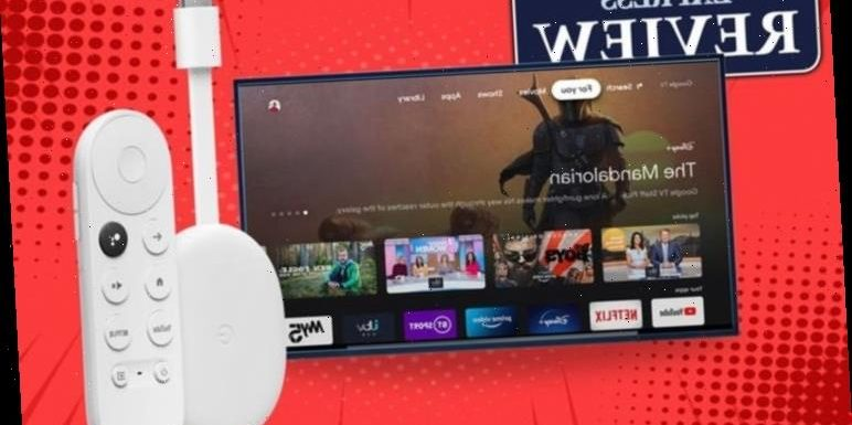 Chromecast with Google TV review: catching up with Amazon and Roku (but not overtaking)