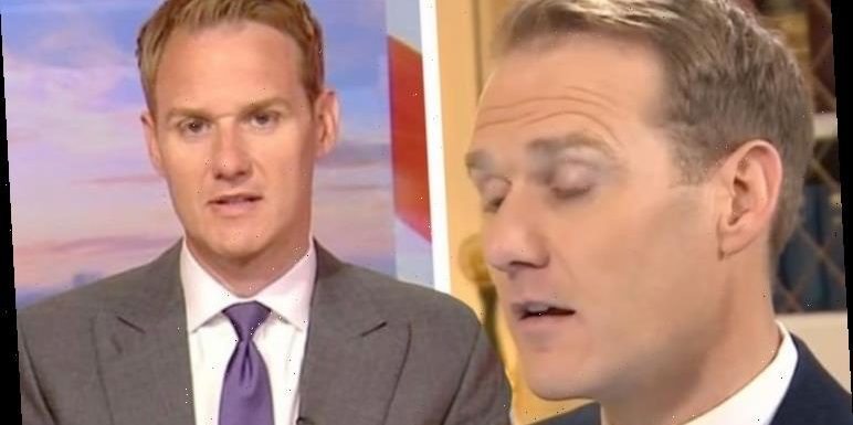 Dan Walker: BBC host speaks out after viewers blast him for being 'in No10's 'pocket'