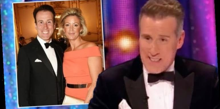 Anton du Beke speaks on wife's emotional reaction to Strictly Come Dancing promotion