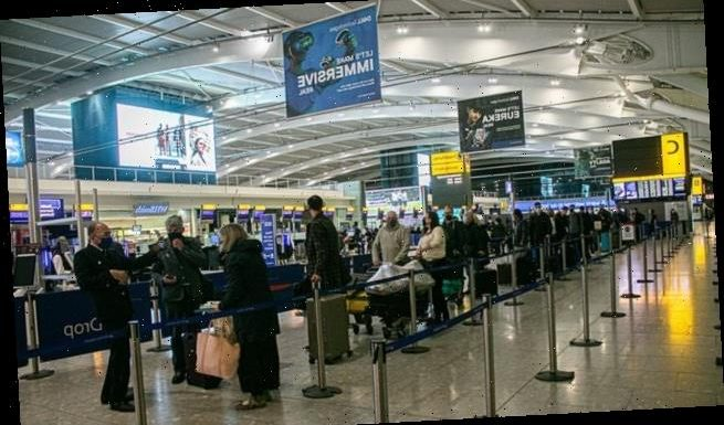 Foreign travel quarantine will be slashed from 14 days to five