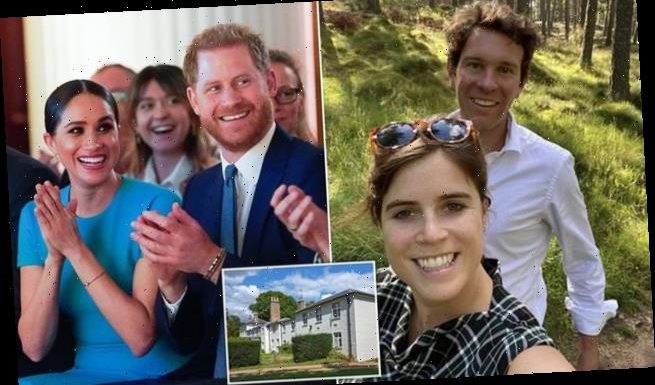 Harry 'struck deal to hand Frogmore without knowledge of royals'