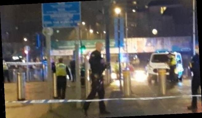 Three people stabbed as drinkers are evacuated from bars in Cardiff