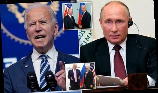 Putin isn't ready to recognize Biden as winner of US election
