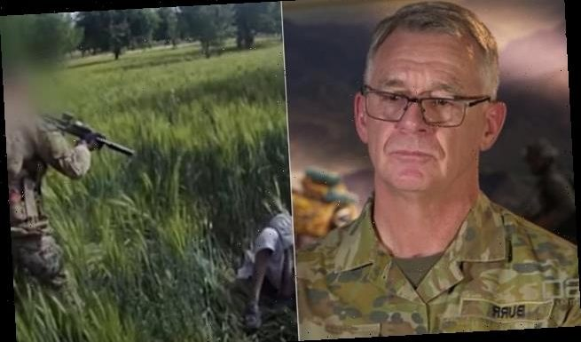 Chief of Army 'sickened' by allegations 25 soldiers murdered Afghanis