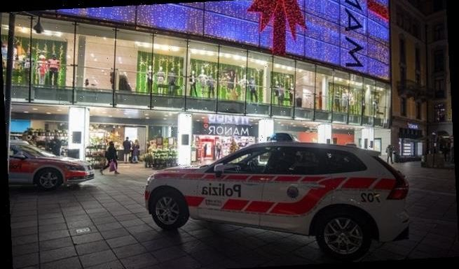 Knife-wielding woman at Swiss store was in relationship with a jihadi