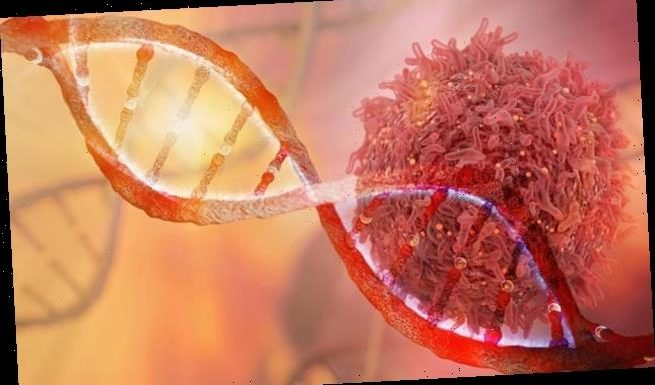 The holy grail blood test that checks for FIFTY types of cancer