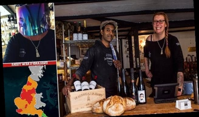 Cornwall pub owner asks people not to travel there for a drink