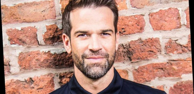 Does Gethin Jones have a wife and who are his exes?