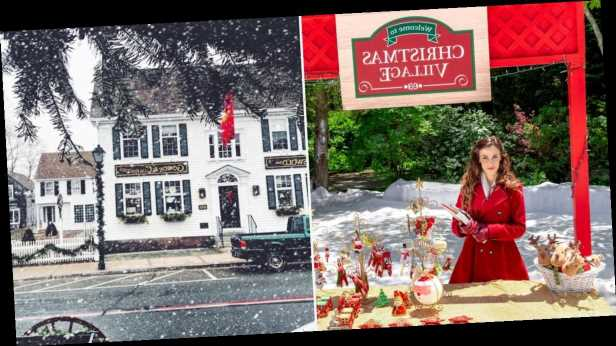 I Visit a Real-Life Hallmark Christmas Movie Town Every Year, and It's as Magical as You'd Expect