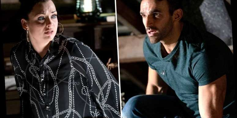 EastEnders spoilers: Whitney confronts Kat as Kush hides from police in her attic – warning he's a ticking timebomb