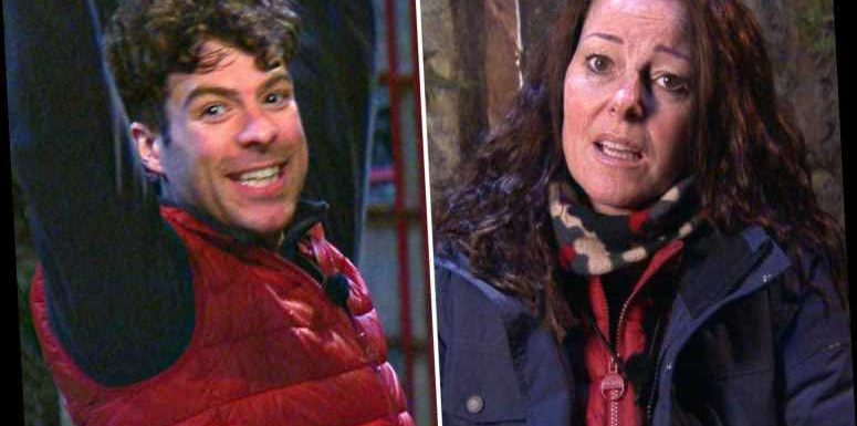 I'm A Celeb's Ruthie Henshall is favourite to get the boot tonight as Jordan North emerges as favourite to win