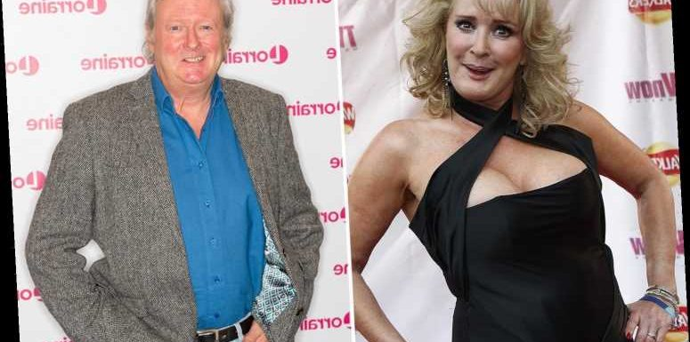 Beverley Callard 'propositioned' Corrie husband in a thong and socks after downing vodka